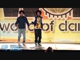 LES TWINS, WORLD OF DANCE, 2010