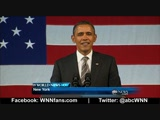 President Obama sings Al Green Lets Stay Together