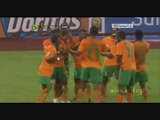 Zambia vs Senegal 2-1 African Cup of Nations 2012