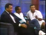 Three Kings of Boxing Meet