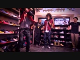 Les Twins: Larry Footwork, Laurent Freestyle and Body Popping by Crazy Kyo & Poppin J