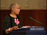 Alice Walker Reads Playful Poem