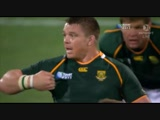 Rugby World Cup 2011 Highlights