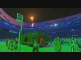Beijing 2008 - London 2012 Olympic Games official Handover ceremony