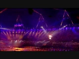 Olympic Games - Closing Ceremony - London 2012 - Extinguishing of the Flames