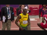 Athletics Men's 100m Final - London 2012 Olympic Games