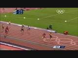 Athletics Men's 4 x 100m Relay Final - Jamaica GOLD -  London 2012 Olympic Games