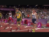 Athletics Men's 110m Hurdles Final - Full Replay -- London 2012 Olympic Games