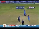 INDIA vs ENGLAND T20 World Cup Highlights 2012