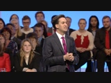 Ed Millibands Leaders Speech, Labour 2012