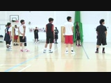 B2B Basketball Summer Triple C 2012