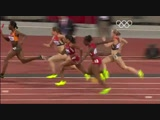 Athletics Women's 4 x 100m Relay Final  London 2012 Olympic Games Highlights