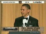 President Obama Roasts Donald Trump At White House Correspondents' Dinner!