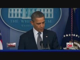 President Obama Comments on Connecticut Shooting 14.12.2012