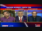Sachin's 100th ton_ Greatest feat in world sport?_