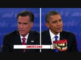 Obama vs Romney (Parody) - Cassetteboy - The Final Debate
