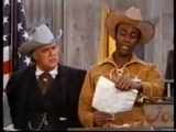 The New Sheriff -Scene from Blazing Saddles