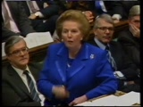 The Fall of A Giant Prime Minister -Margaret Thatcher