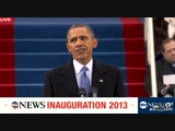 Inauguration 2013_ President Obama's 2nd Inaugural Address_ Full Speech