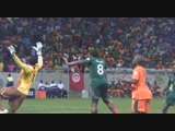 2013 African Nations Cup -Burkina Faso vs Zambia-Highlights