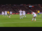 England 2-1 Brazil Official Highlights, Wembley 06.02.13
