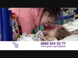 Great Ormond Street Hospital Children's Charity - £3 a month appeal