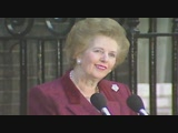 The death of Margaret Thatcher
