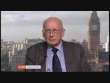 Woolwich terror attack- Local MP Nick Raynsford on Channel 4 News