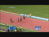 Bolt vs Gatlin in the 2013 Diamond League in Rome