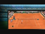 Novak Djokovic vs Rafael Nadal Semi Final French Open Tennis 2013
