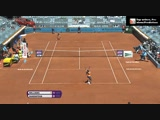 Maria Sharapova vs Serena Williams WTA Mutua Madrid Open 2013 Final - Full Match