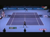 Roger Federer Vs Andy Murray HIGHLIGHTS ATP World Tour Finals 2012 [HD]