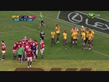 International Rugby- British & Irish Lions vs Australia 1st Test Full Match
