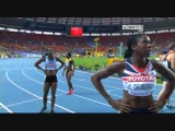Amazing Christine -400m Final Womans, World Athletics Championship 2013