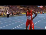 400m Hurdles final Men - Moscow World Championships 2013