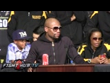 Floyd Mayweather vs. Marcos Maidana 2 _ Post fight press conference video Full - Uncut