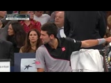Novak Djokovic vs Andy Murray 2014 World Tennis Day Full Match
