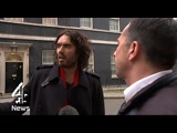 Russell Brand on the New Era Estate rent row | Channel 4 News