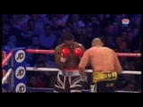 Worldheavyweight Boxing -Fury vs Chisora 2