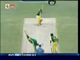 One Day Cricket International -Australia vs South Africa