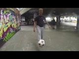 John Whetton Professional Football Freestyler Short Documentary