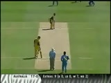 2003 ICC World Cup Final -India vs Australia