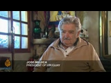 The poorest president in the world_ Jose Mujica.