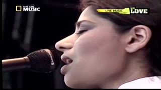 Sheila Chandra - Ever so Lonely (Live).