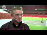 Rooney on breaking England's goalscoring record