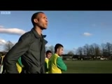 British Asian footballers on racism in the game.