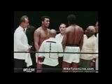 Muhammad Ali YELLS - WHAT'S MY NAME -