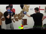 Boxing Coaching Sessions @ Double Jab Boxing Gym - Lewisham 2016