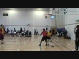 B2B 2 v 2 Basketball London Championship - South London - Ernest Bevin College 2010