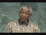Nelson Mandela - At the United Nations